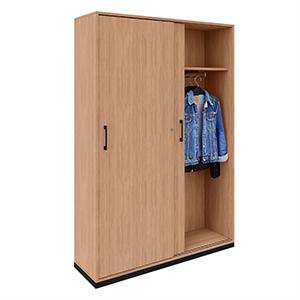 CHOICE Garderobe Schiebetüren