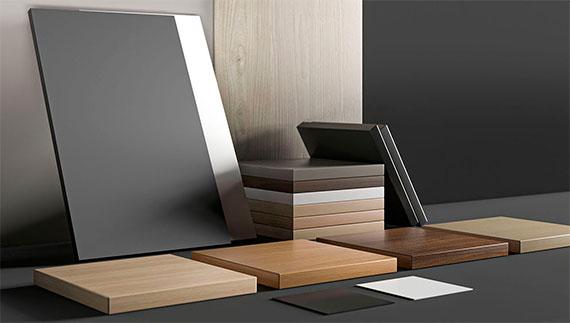 MOTION EXECUTIVE Schreibtisch Furnier Farbauswahl