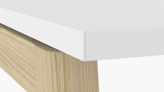 Tischplatte-NOVA-WOOD-Melamin-Weiss