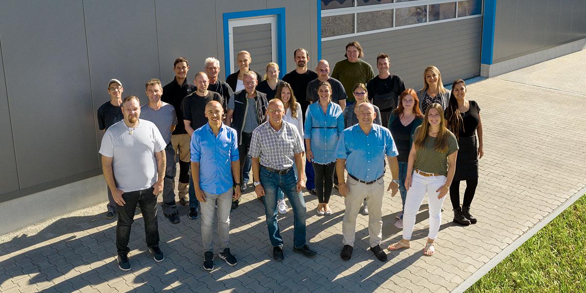 weber bueroleben team