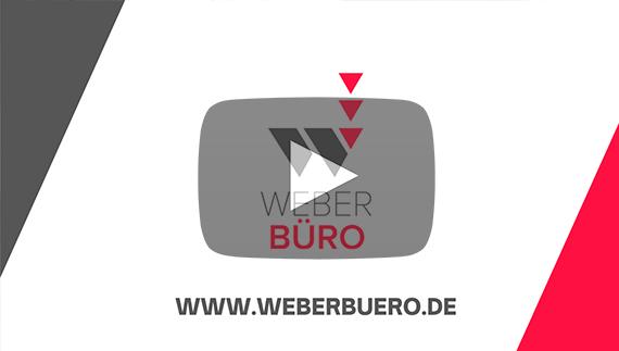 WeberBÜRO Unternehmensfilm