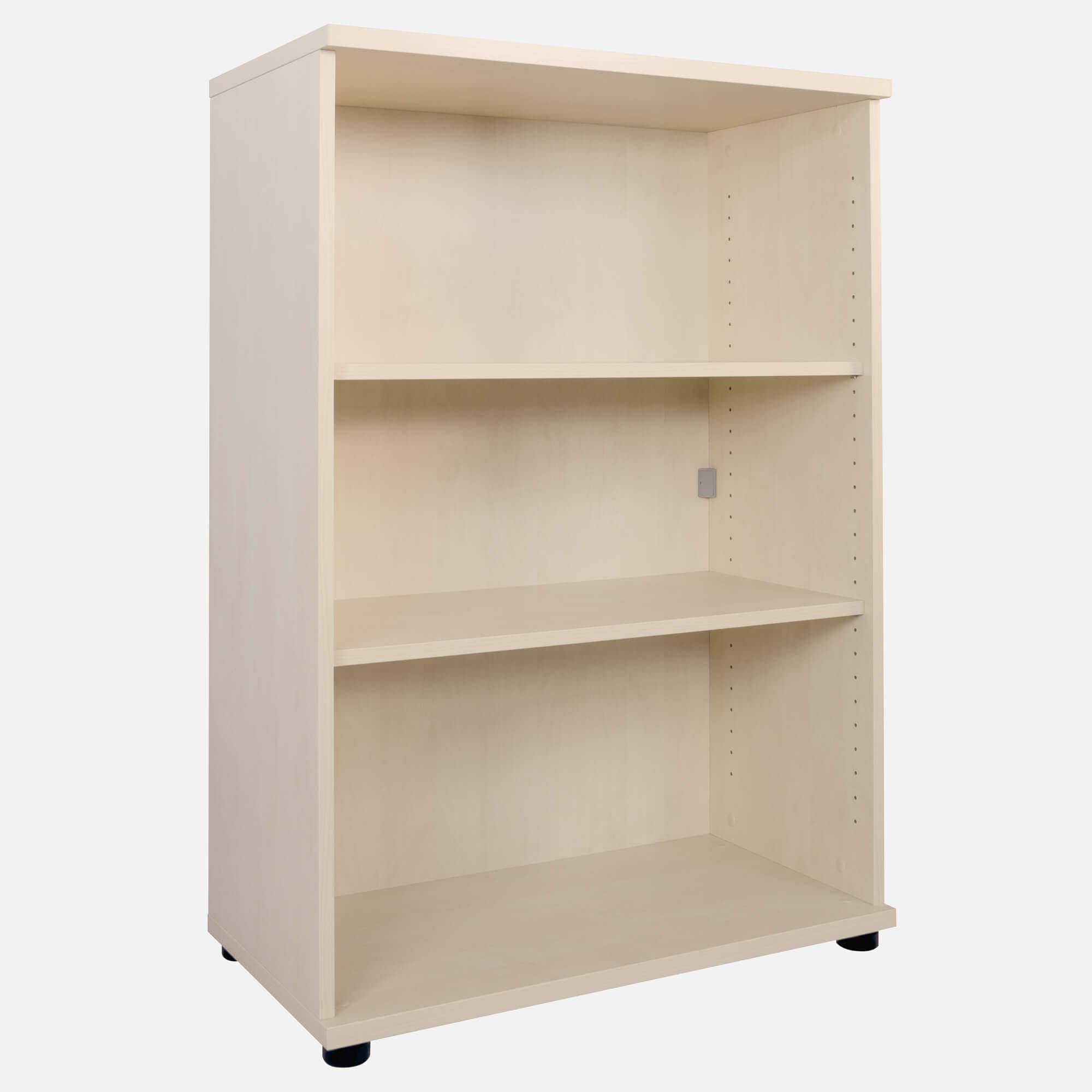 PROFI Bücherragel 3OH Regal Standregal Holzregal Wandregal Schrank Büro Ahorn