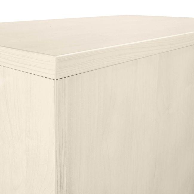 UNI Regalschrank | 5 OH, 800 x 1897 mm, Ahorn