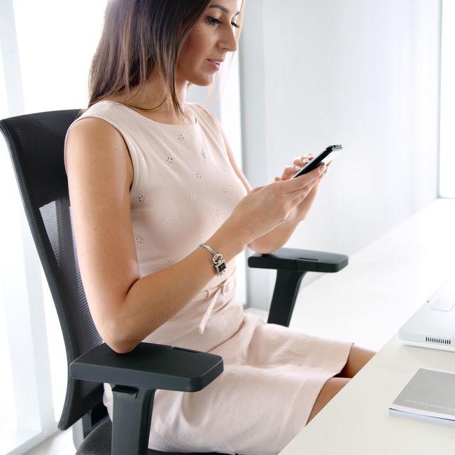 profim - XENON Net Bürodrehstuhl   Ausstattung und Farbe wählbar