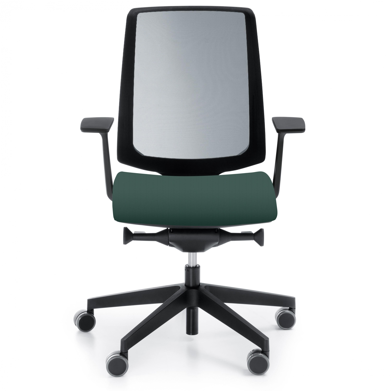 profim Drehstuhl LightUp 250 - Farbe und Ausstattung wählbar - Büro Stuhl
