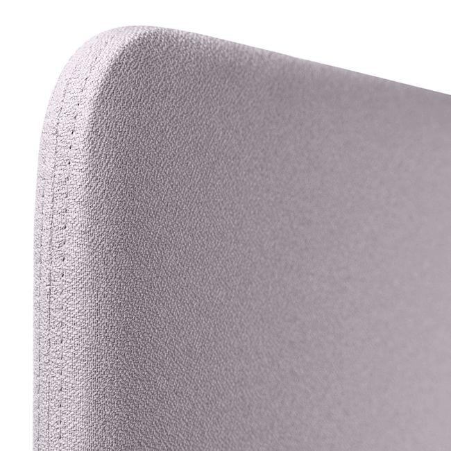 FREE STANDING Akustik-Trennwand   Polyesterbezug LUCIA