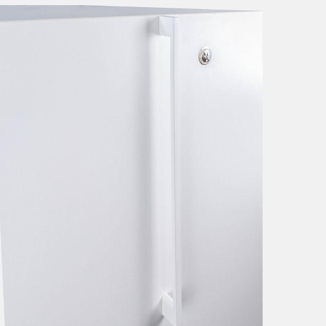 BOXI Apothekerschrank   3 Schubfächer, 400 x 800 mm, Weiß