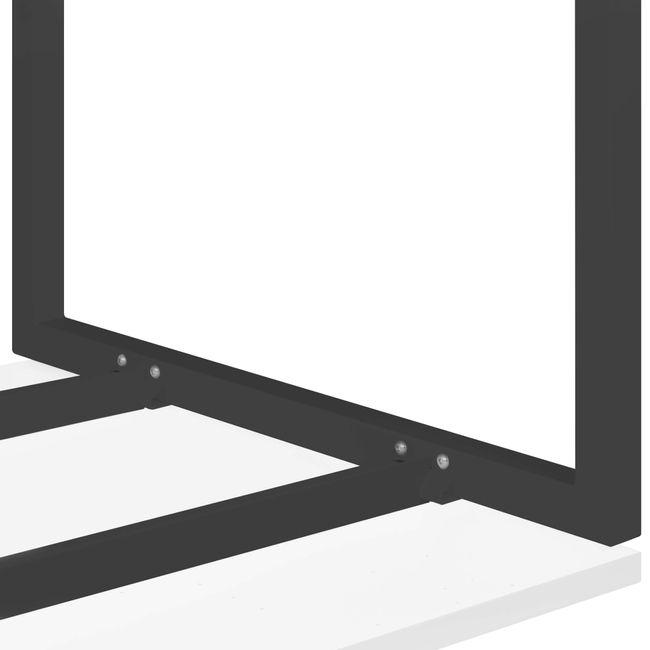 Besprechungstisch NOVA U 1.800 x 800 mm Weiß – Bild 21