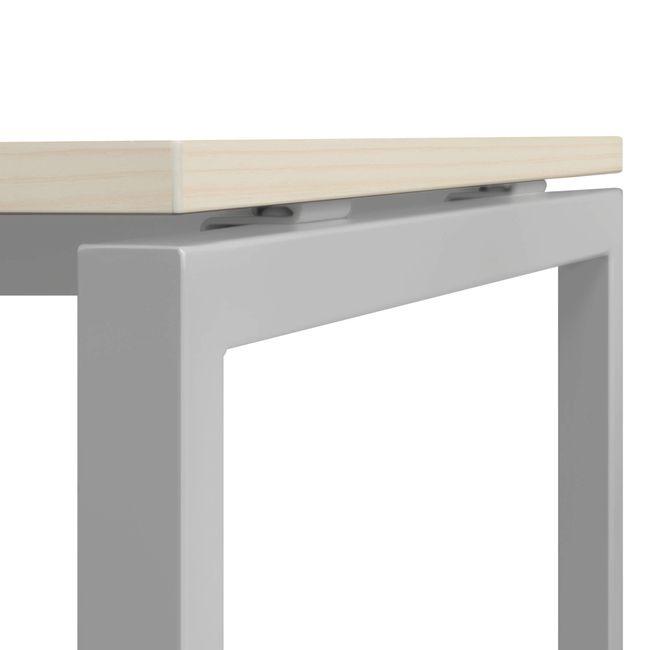 Schreibtisch NOVA U 1.600 x 800 mm Ahorn – Bild 13
