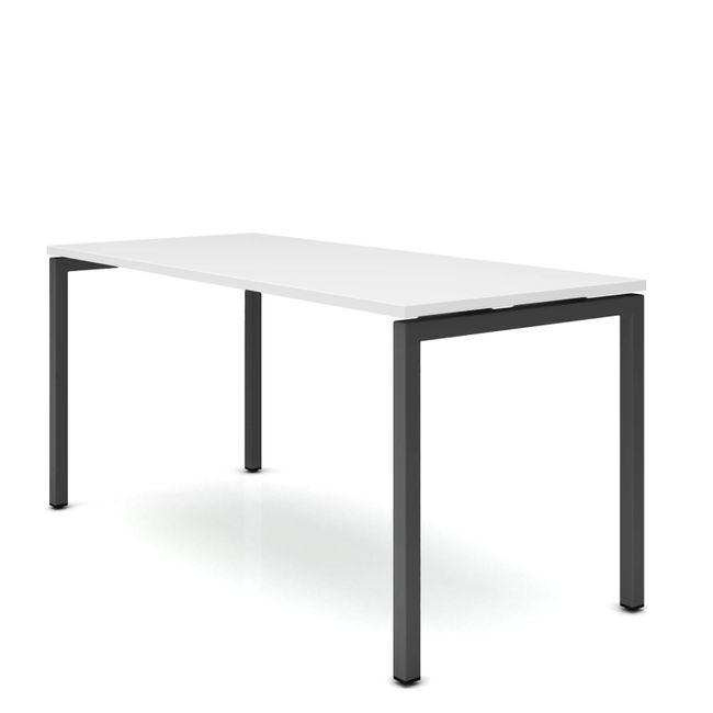 Schreibtisch NOVA U 1.600 x 800 mm Weiß – Bild 19