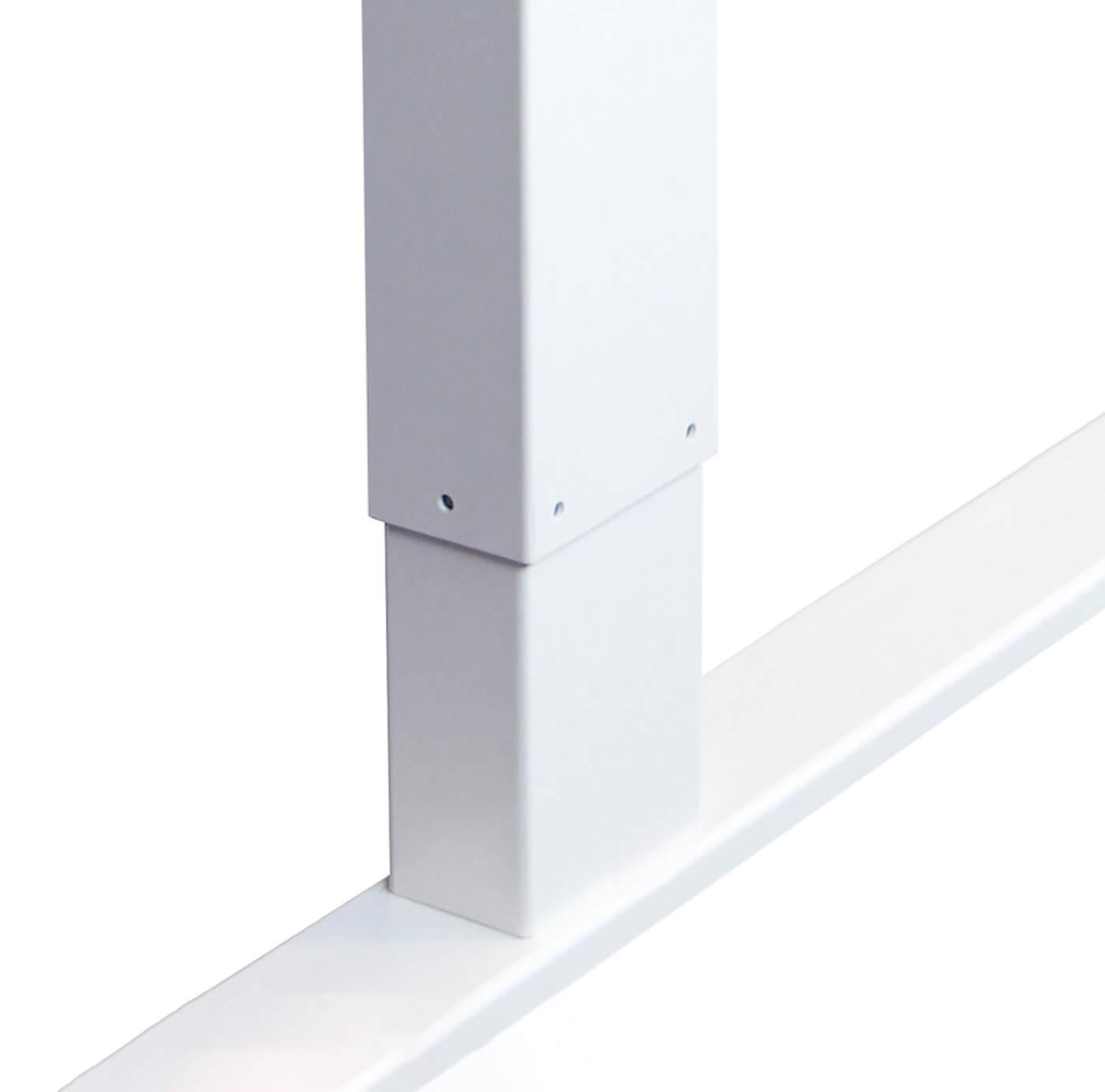 Tischgestell ergonomischer Schreibtisch elektrisch elektronisch höhenverstellbar