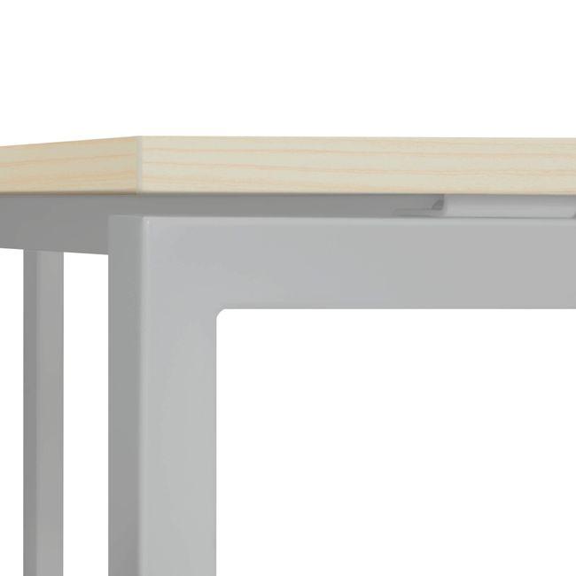 Winkelschreibtisch links NOVA 1.800 x 1.200 mm Ahorn – Bild 15