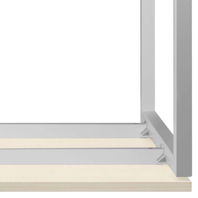 Winkelschreibtisch links NOVA 1.800 x 1.200 mm Ahorn – Bild 17