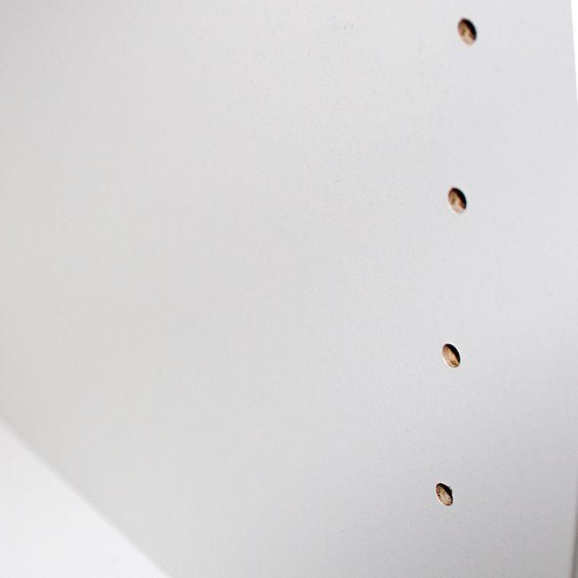 UNI Schiebetürenschrank   2 OH, 1200 x 777 mm, Perlgrau