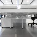 NOVA U Gruppenarbeitsplatz | 3200 x 1640 mm, Weiß