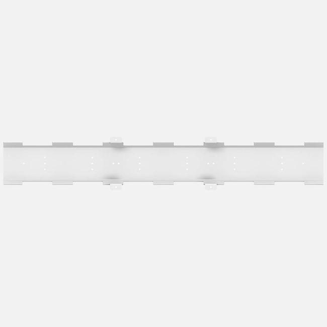 Kabelwanne UNI 1.080 x 180 mm Weiß – Bild 3