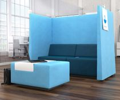 Silent-Seating JAZZ Loungesystem
