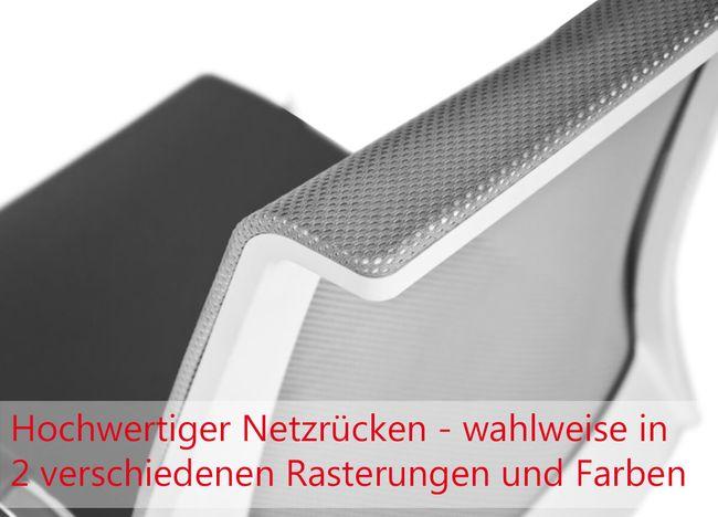 EVA Freischwinger | Armlehnen wählbar, Bezugsstoffe VELITO / LUCIA