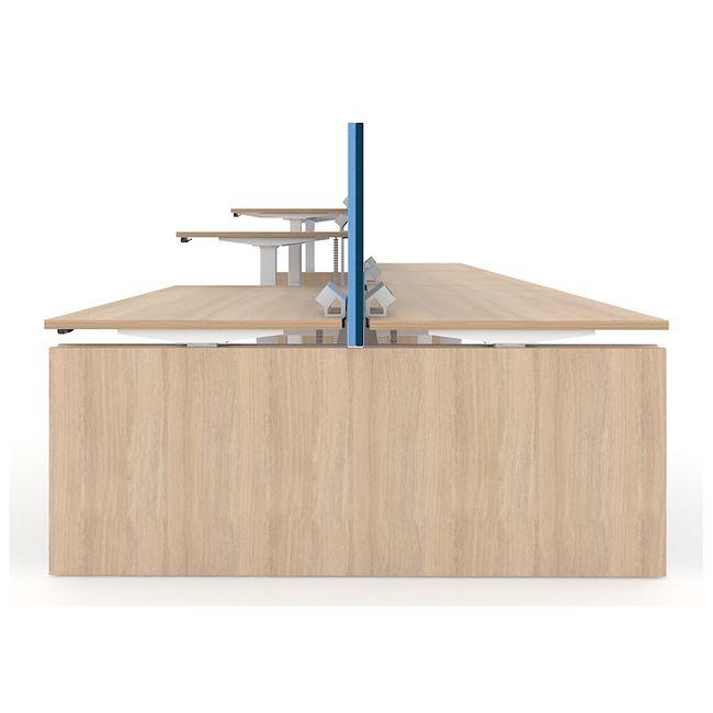 Motor Schreibtisch MOTION elektrisch höhenverstellbar  – Bild 11
