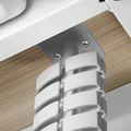 Kabelschlange UNI 1.247 mm lang aus robustem Kunststoff