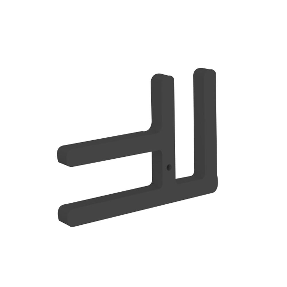 """Akustik Trennwandverbinder Verbindungsstück 2er Set """"L"""" für FREE STANDING Trennwände"""