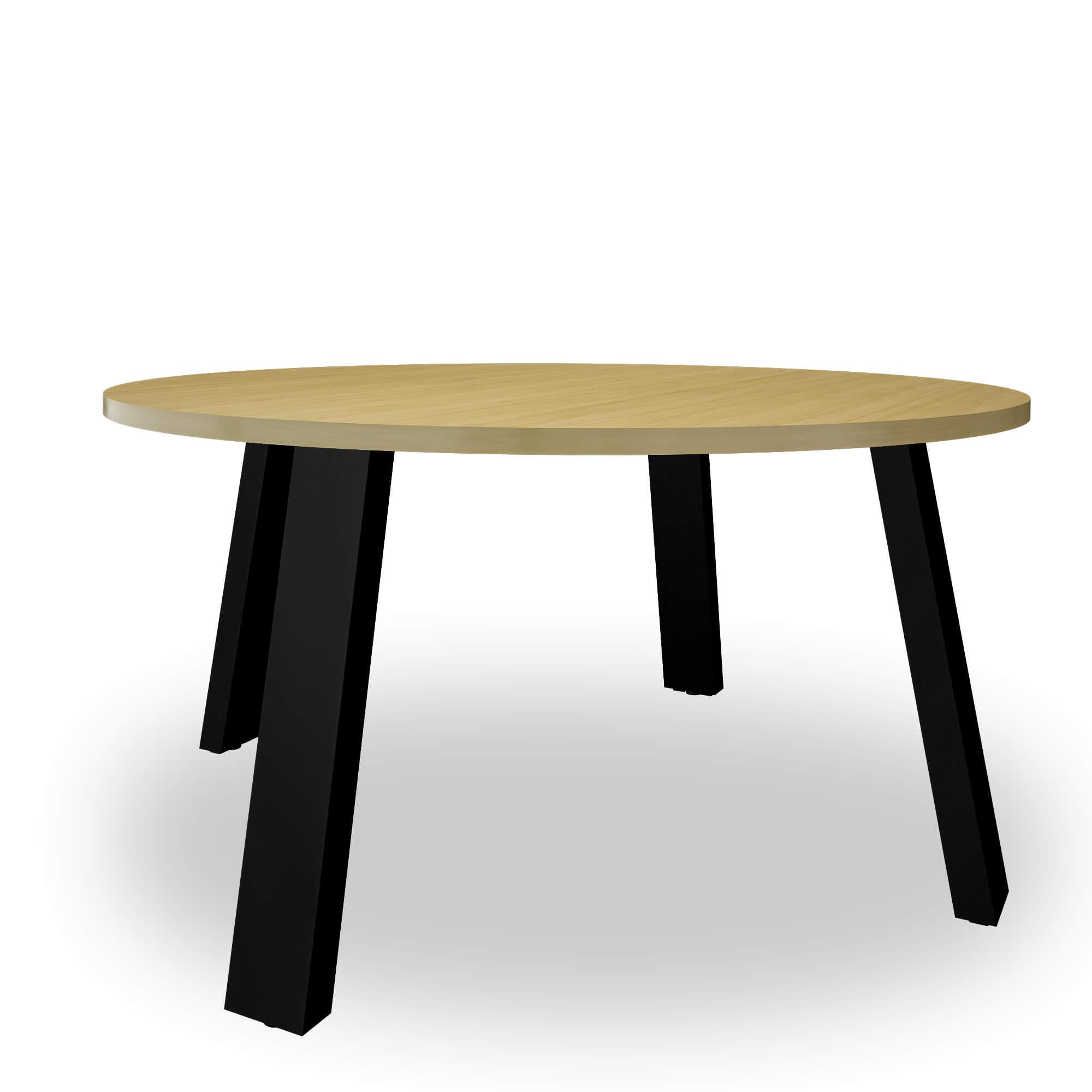 Besprechungstisch Esstisch Küchentisch rund Bralco - Take Off Evo Größe & Farbe wählbar