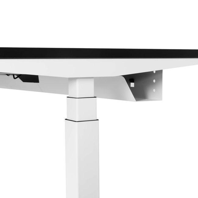 Schreibtisch elektrisch höhenverstellbar eModel 800 mm tief – Bild 5
