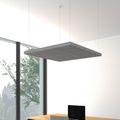 Akustik Deckensegel MODUS horizontal 800 x 800 mm Deckenpaneel