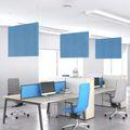 Akustik Deckensegel MODUS vertikal 1.200 x 800 mm Deckenpaneel