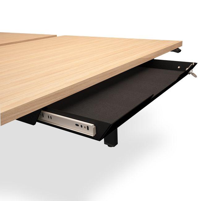 zubeh r und kabelmanagement weber b ro. Black Bedroom Furniture Sets. Home Design Ideas