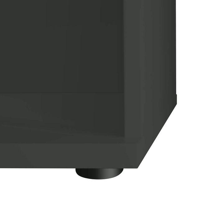 UNI Regalschrank | 2 OH, 800 x 777 mm, Anthrazit