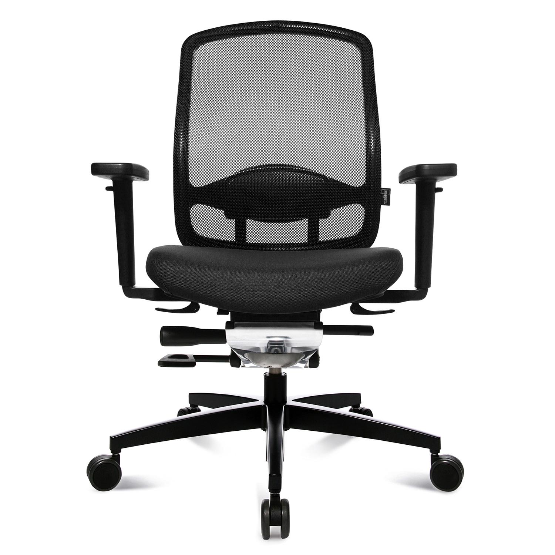 Wagner AluMedic 5 Schwarz Büro Stuhl Bürodrehstuhl Chefsessel
