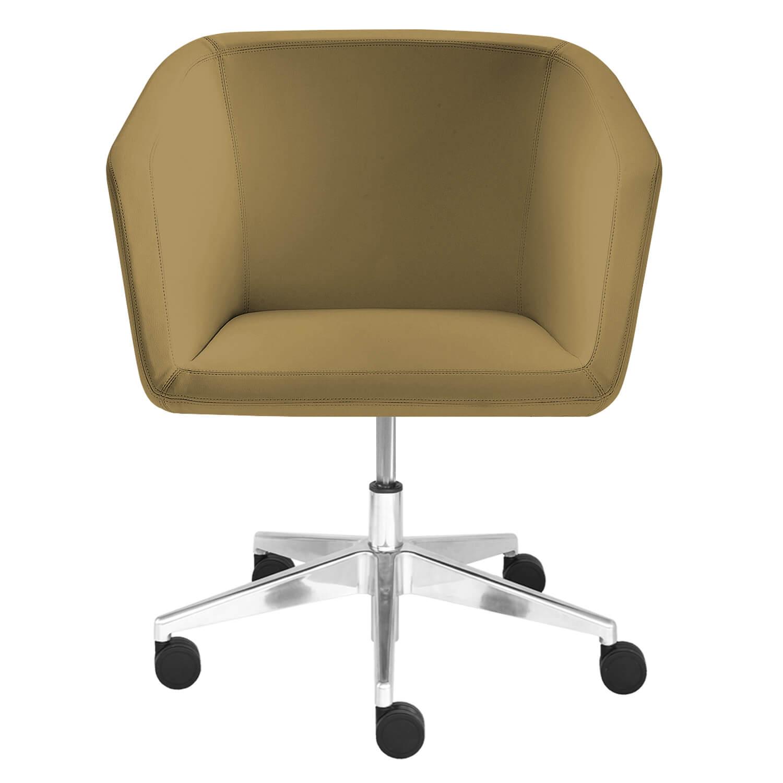 Loungesessel Sessel auf Rollen MEG