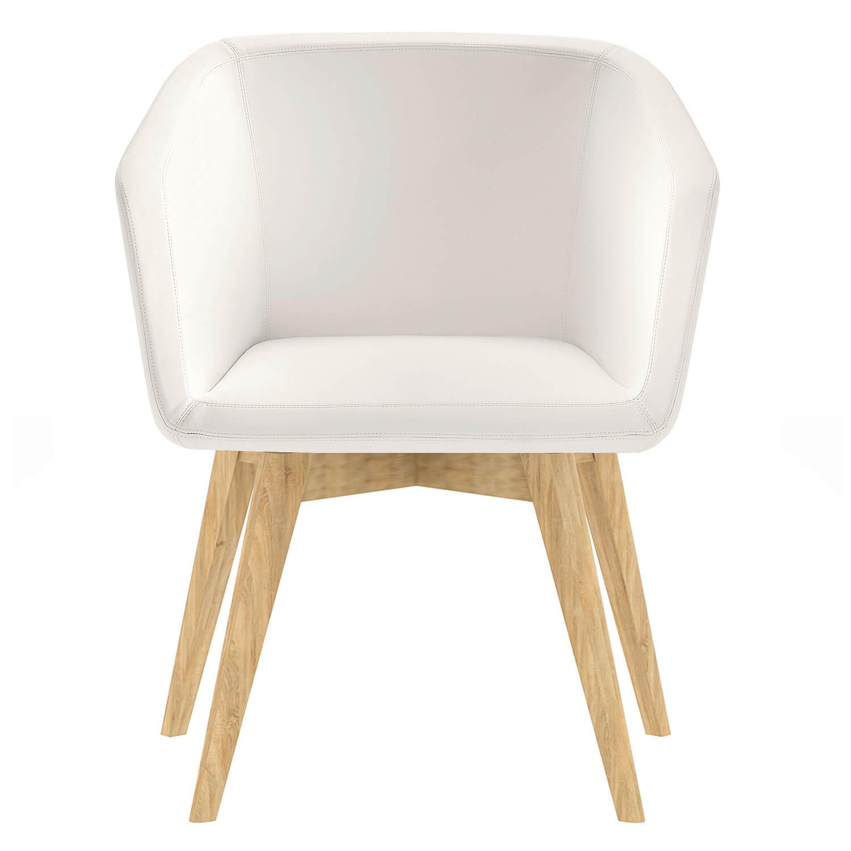 Loungesessel Sessel mit Holzgestell MEG