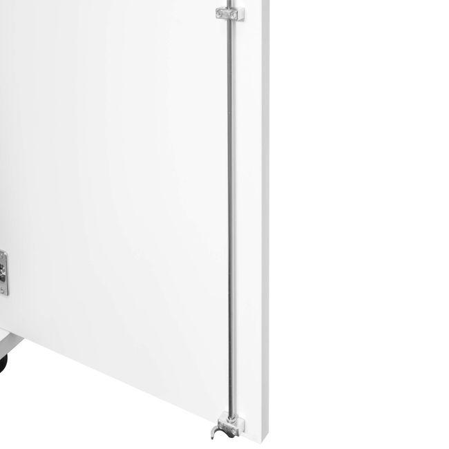 Schrankwand UNI 3 OH, (BxH) 2.400 x 1.143 mm, Weiß – Bild 15