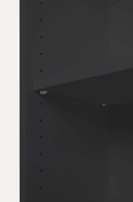 UNI Regalschrank | 5 OH, 1000 x 1897 mm, Anthrazit