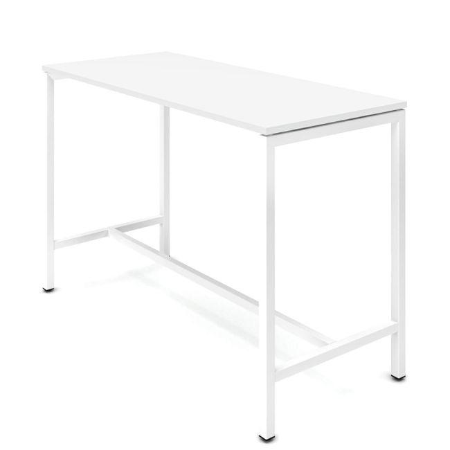Hochtisch NOVA 1.600 x 700 mm Weiß – Bild 2