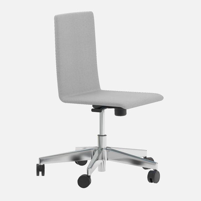 Bürodrehstuhl MOON mit Wollbezug – Bild 19