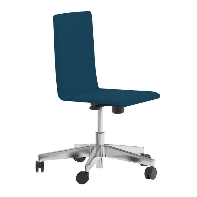 Bürodrehstuhl MOON mit Wollbezug – Bild 2