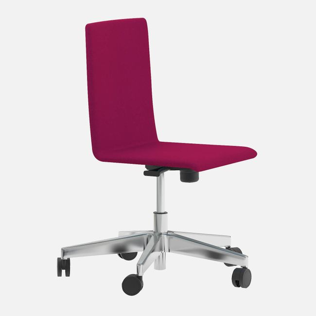 Bürodrehstuhl MOON mit Wollbezug – Bild 9