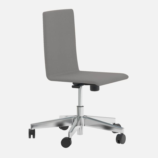 Bürodrehstuhl MOON mit Wollbezug – Bild 12