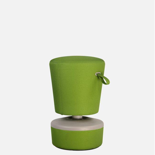profim Sitzhocker Mickey Ø 360 mm Sitzhöhe: 570-900 mm – Bild 10