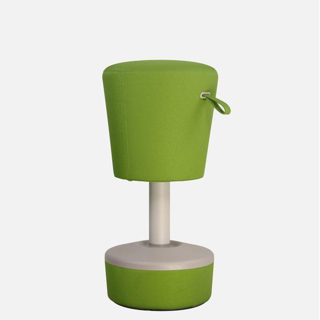 profim Sitzhocker Mickey Ø 360 mm Sitzhöhe: 570-900 mm – Bild 9