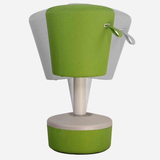 profim Sitzhocker Mickey Ø 360 mm Sitzhöhe: 570-900 mm – Bild 7