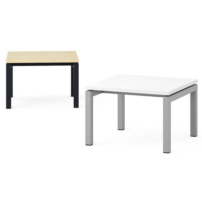 Beistelltisch NOVA 600 x 600 mm Couchtisch Kaffeetisch Loungetable Loungetisch Ablagetisch