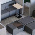 JAZZ Pouf / Sitzhocker | 1200 x 600 mm, Bezugsstoffe LUCIA / VELITO / SYNERGY