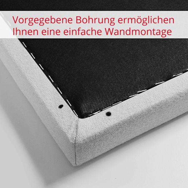 MODUS Akustik-Wandpaneel   400 x 400 mm Wollbezug VELITO