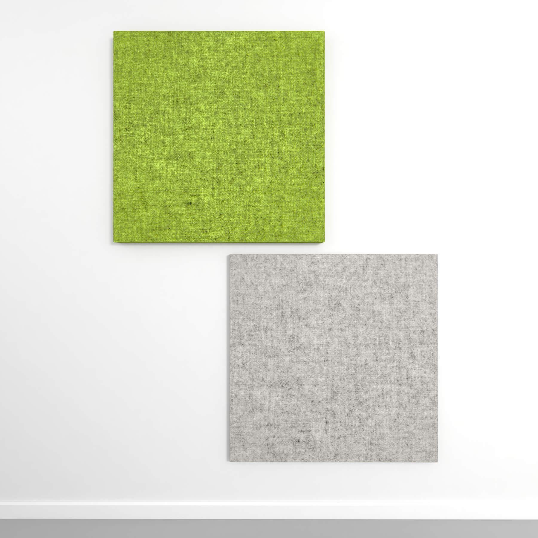 Akustik Wandverkleidung MODUS 1.200 x 1.200 mm Akustikplatten Wandpaneele Filz