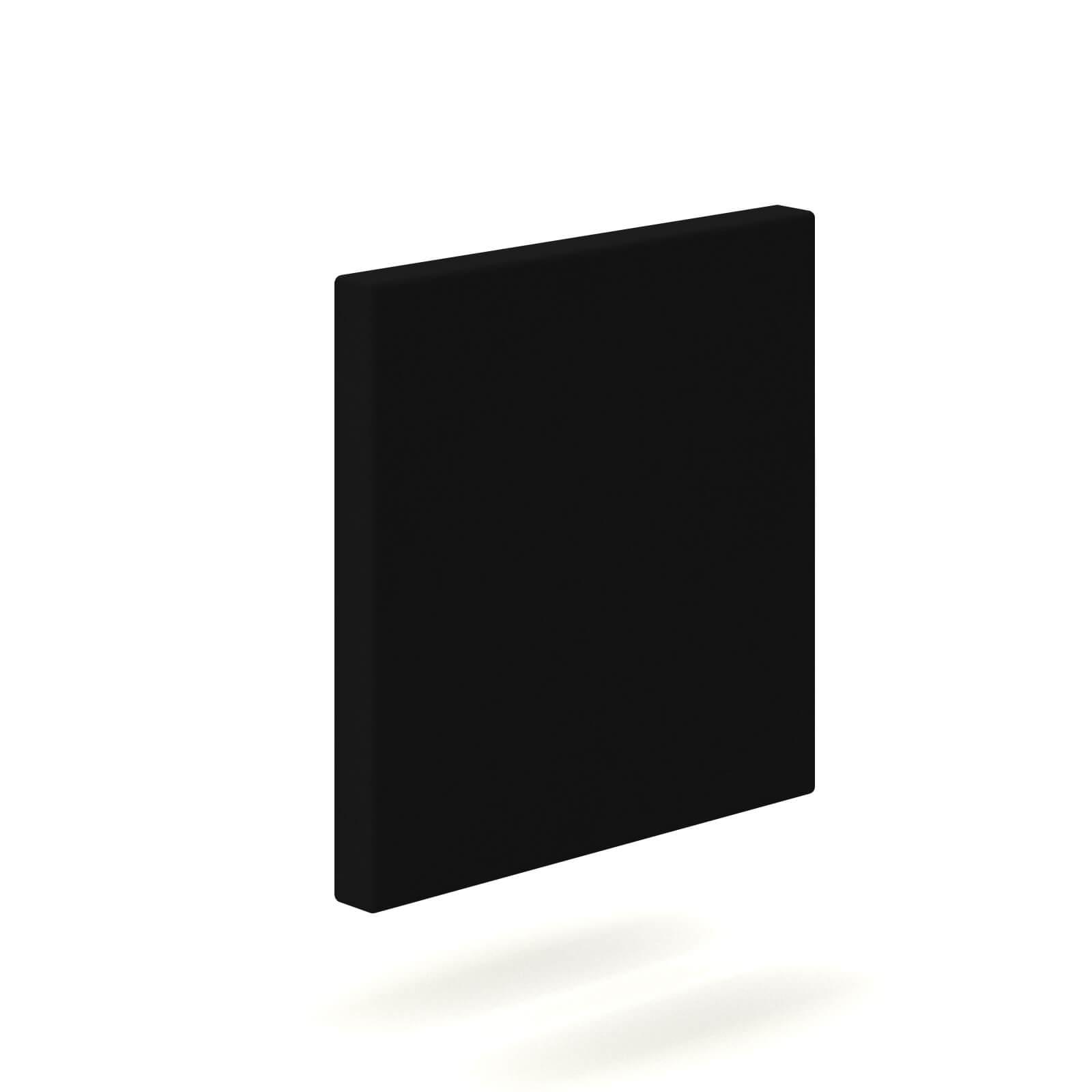 Akustik Deckensegel MODUS 400 x 400 mm horizontal Akustikplatten Paneel Filz