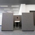 JAZZ SILENT BOX | Akustik Raum-in-Raum-System, Wollbezüge VELITO / SYNERGY